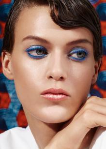Friseur-Bad-Bergzabern-La-Biosthetique-Make-up-Collection-Spring-Summer-2019-Modern-Blue